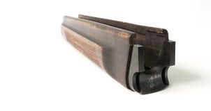 Antebrazo de la escopeta Fotografía de archivo libre de regalías