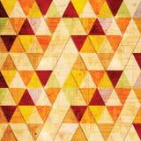 Antecedentes abstractos del triángulo. Imagen de archivo libre de regalías