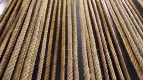 Antecedentes de la cuerda Imagen de archivo libre de regalías