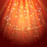 Antecedentes de la Navidad. Fotografía de archivo