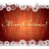 Antecedentes de la Navidad. Fotografía de archivo libre de regalías