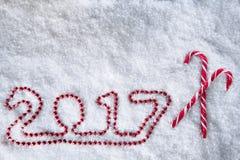 Antecedentes de la nieve de las vacaciones de invierno Imagen de archivo libre de regalías