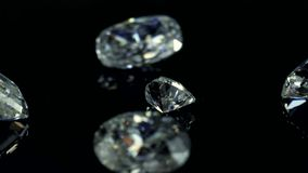 Antecedentes de los diamantes metrajes