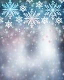 Antecedentes del día de fiesta de la Navidad Imagen de archivo