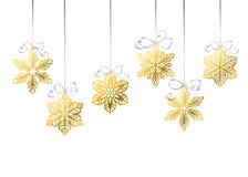 Antecedentes del día de fiesta de la Navidad stock de ilustración