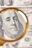 Antecedentes del dinero Imagen de archivo