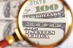 Antecedentes del dinero Imagenes de archivo