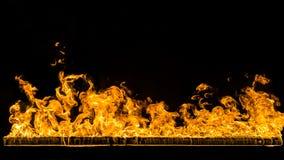 Antecedentes del fuego fotografía de archivo