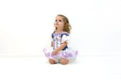 Antecipando um futuro da dança Imagem de Stock Royalty Free