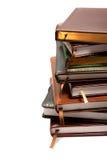 anteckningsböcker Arkivbild