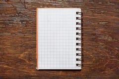 anteckningsbok arkivfoto