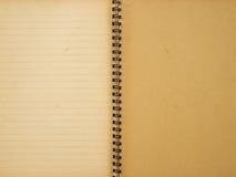 anteckningsboken återanvänder spiral arkivbilder