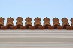 Antefixes Stock Photos