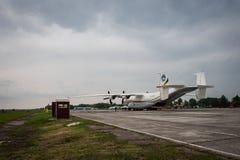 An-22 Antei Photos libres de droits