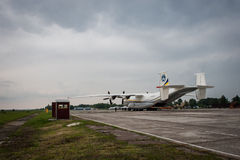An-22 Antei Fotografie Stock Libere da Diritti