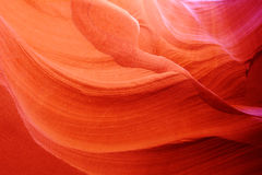 The Antelope Canyon Royalty Free Stock Image