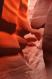 Antelope Canyon. Lower Antelope Canyon, near Page, Arizona, United States Stock Photo