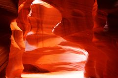Antelope Canyon Royalty Free Stock Images