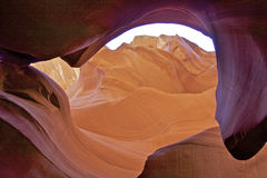 Antelope Canyon Abstract Beauty Stock Photos
