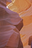 Antelope Canyon Abstract Close Up Royalty Free Stock Photo