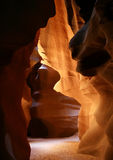 Antelope Canyon in Arizona Royalty Free Stock Image