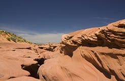 Antelope Canyon in Arizona Royalty Free Stock Photos