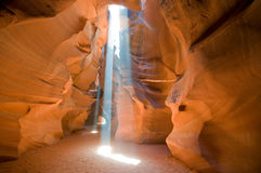 Antelope canyon, Arizona Royalty Free Stock Photo