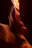Antelope Canyon Arizona Stock Image
