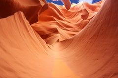 Antelope Canyon, Arizona, USA Stock Photography