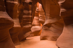Antelope Canyon, Arizona Stock Image