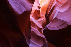 Antelope Canyon Royalty Free Stock Photography