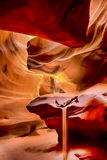 Antelope canyon, az Royalty Free Stock Photos