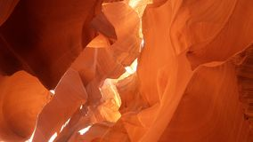 Antelope Canyon without filters. royalty free stock photos