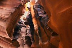 Antelope Canyon, Navajo parks, Arizona, USA Stock Photo