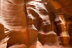Antelope Canyon, Navajo parks, Arizona, USA Royalty Free Stock Photo