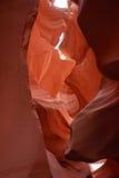Antelope Canyon NP, Arizona Royalty Free Stock Photography