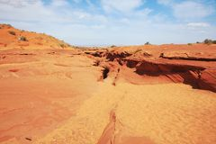 Antelope Canyon NP, Arizona Royalty Free Stock Photo