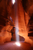 Antelope Canyon Page Arizona Stock Image