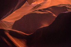 Antelope Canyon.Page Stock Images