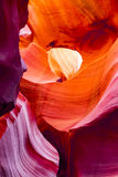 The Antelope Canyon, Page, Stock Photography
