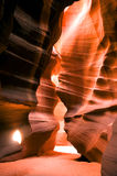 Antelope Canyon Sandstone Rock Formation Desert Royalty Free Stock Image