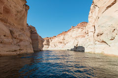Antelope Canyon walls Royalty Free Stock Image