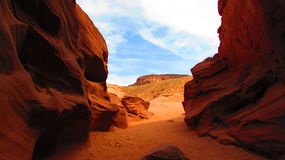 Antelope caves AZ Royalty Free Stock Photos