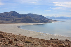 Antelope Island, Utah Stock Images
