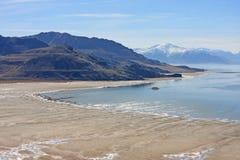 Antelope Island, Utah Royalty Free Stock Image