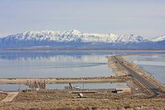 Antelope Island, Utah Royalty Free Stock Photo