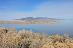 Antelope Island, Utah Royalty Free Stock Images