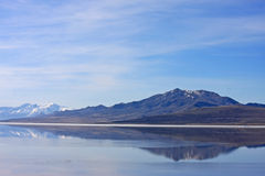 Antelope Island, Utah Royalty Free Stock Photos