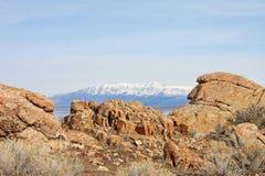 Antelope Island , Utah Royalty Free Stock Image