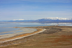 Antelope Island, Utah Stock Photo